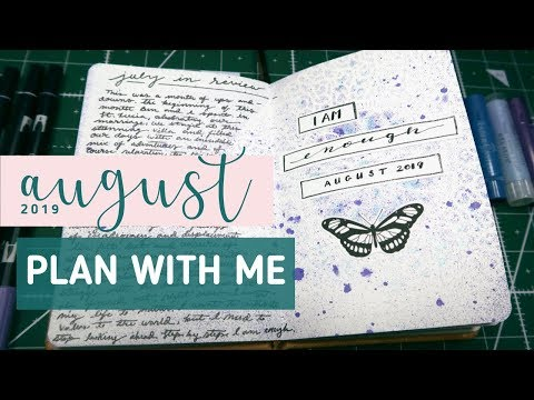 august-2019-plan-with-me-+-mental-health-in-my-bullet-journal