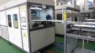 Термоформовочная машина для производства одноразовой посуды и лотков(, 2015-12-16T06:03:17.000Z)