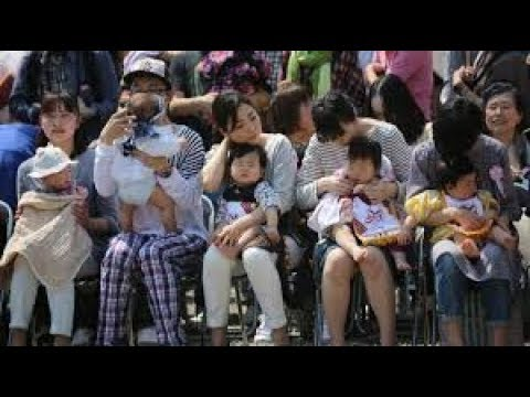 Japan's declining population: What are they going to do?