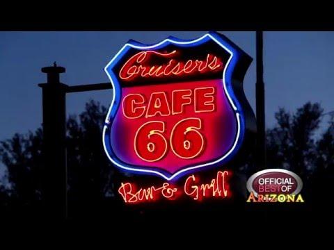 Williams - Best of Route 66 - Arizona 2016