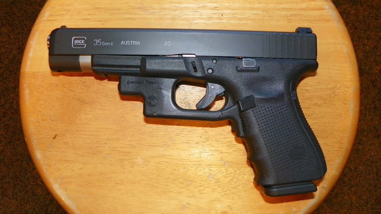 FrankenGlock - Glock 19/34 or 23/35 hybrid longslide
