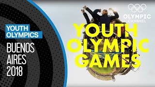 The Youth Olympics are Coming to Buenos Aires | Youth Olympic Games