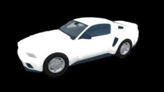 Ford Mustang GT - so FAST, so CHEAP   ROBLOX Fahrzeug-Simulator