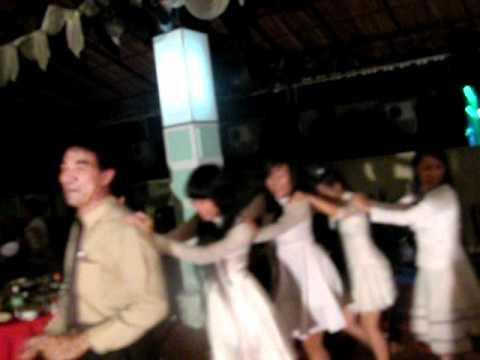 Teachers & Students - Cha cha cha - Party kỉ niệm 20/11 Ischool Nha Trang