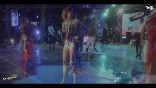 Mbosso live perfomance Tamu Dar es salaam wasafi festival 2019