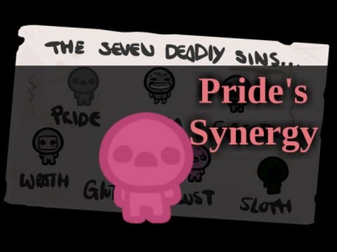 Afterbirth: The 7 Deadly Sins: Pride's rise