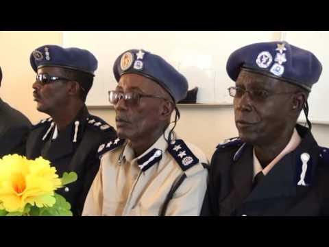 Kuliyada Carmo. Xuska 73sano Guurada Ciidanka Police Somalia