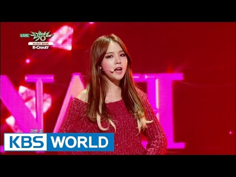 Girl's Day MinAh - I Am A Woman Too | 걸스데이 민아 - 나도 여자예요 [Music Bank K-Chart / 2015.04.03]