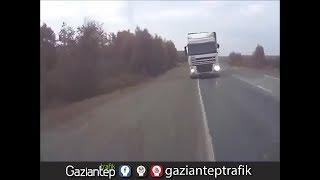 Hatalı Sollama - #Dersniteliğindekazalar - Gaziantep Trafik