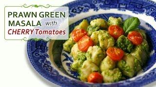 Prawn Thai Green Curry Recipe - Tasty Maincourse Recipes