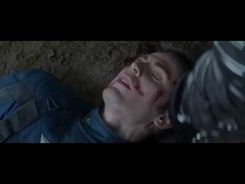 Captain America The Winter Soldier - End of the Line