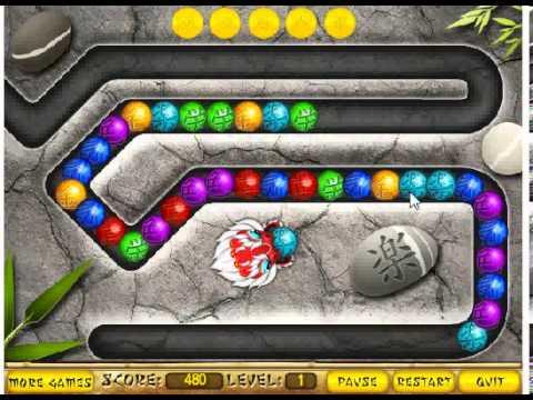เกมส์-เกมส์ยิงบอลสีมังกอน-250