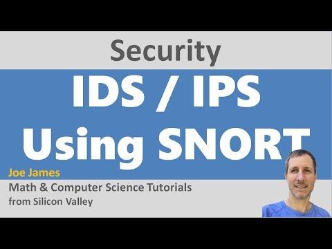 IDS / IPS with SNORT