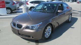 BMW 5 Series (2004) Videos