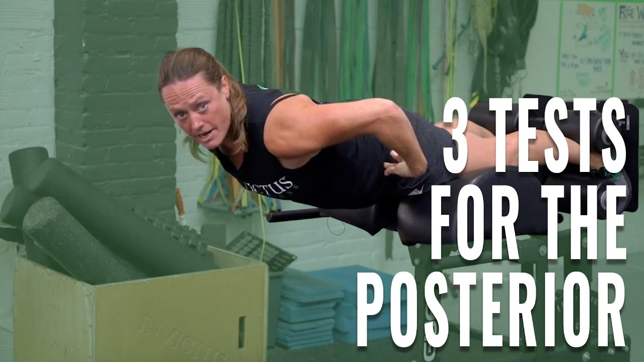 3 Tests for the Posterior Chain | CrossFit Invictus
