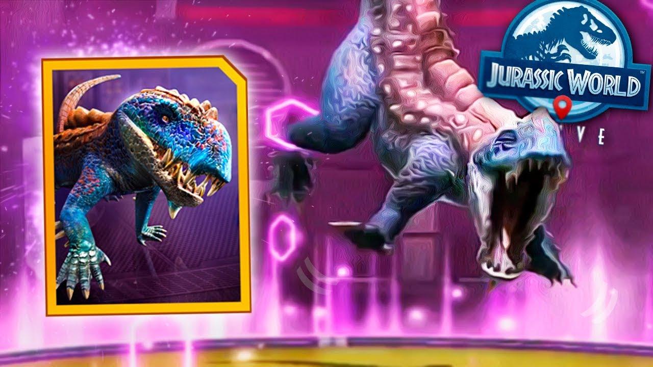 AMPHIBIAN HYBRID GORGOSUCHUS CREATED!! - Jurassic World - Alive - Ep  16