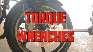 Torque Wrenches : A Comprehensive Guide for Beginners