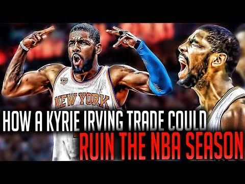 Thumbnail: How A Kyrie Irving Trade Could Wreck The NBA!