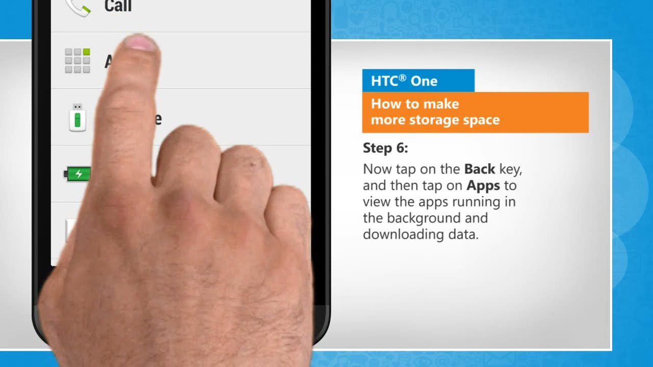 How To Make More Storage E In Htc One