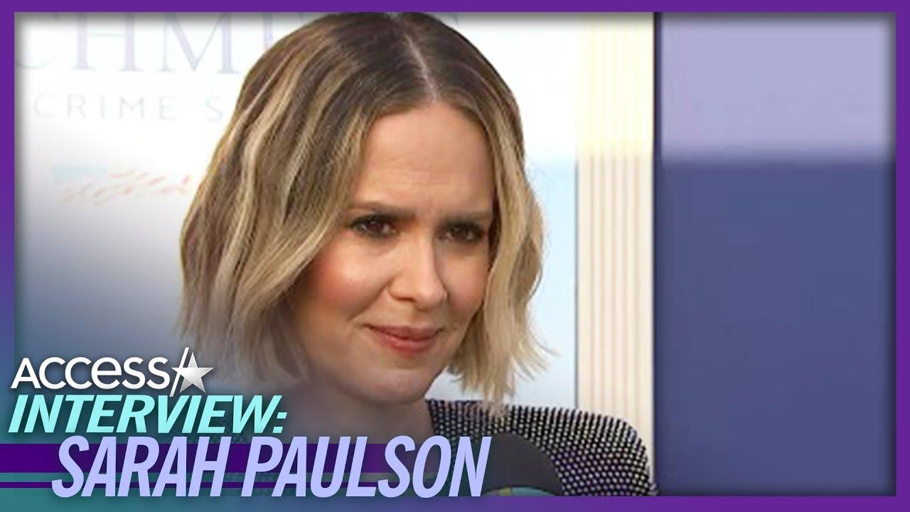 Sarah Paulson & Monica Lewinsky Are 'Good Friends' After 'Impeachment'