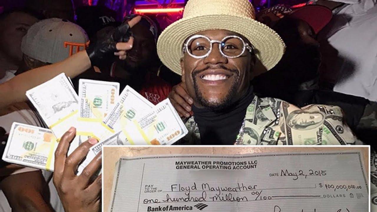 what is floyd  u0026quot money u0026quot  mayweather u0026 39 s net worth in 2017