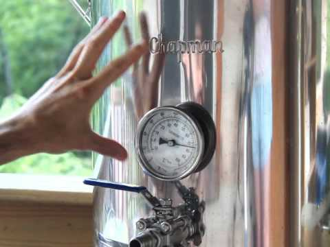 Chapman Brewing ThermoBarrel Vs. Ss BrewTech InfuSsion