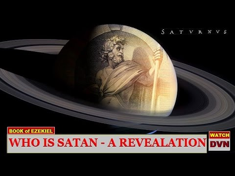Book of EZEKIEL EXPLAINED - the SAPHIRE THRONE of SATURN