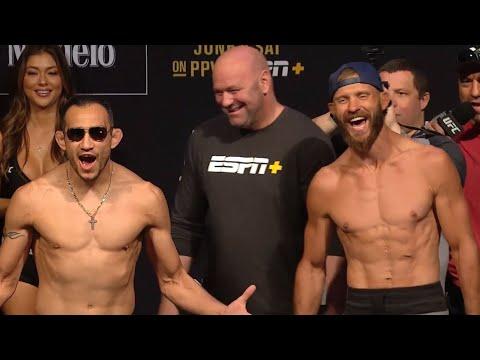 UFC 238: Weigh-in