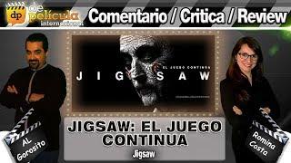 JIGSAW EL JUEGO CONTINUA - comentario / review / reseña / opinión / critica de la película