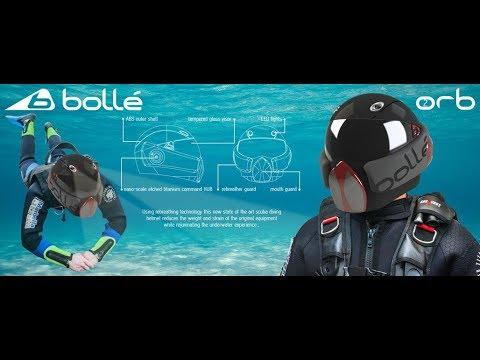 Подводный шлем ребризер - Дайвинг без баллонов
