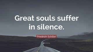 A List Of Famous Friedrich Schiller Quotes