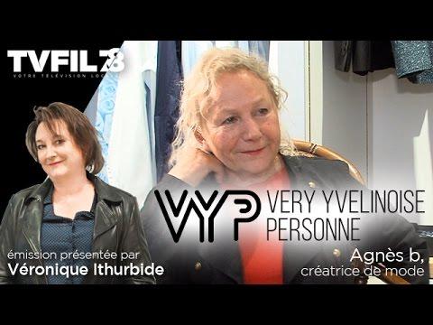 VYP – Agnès b, créatrice de mode
