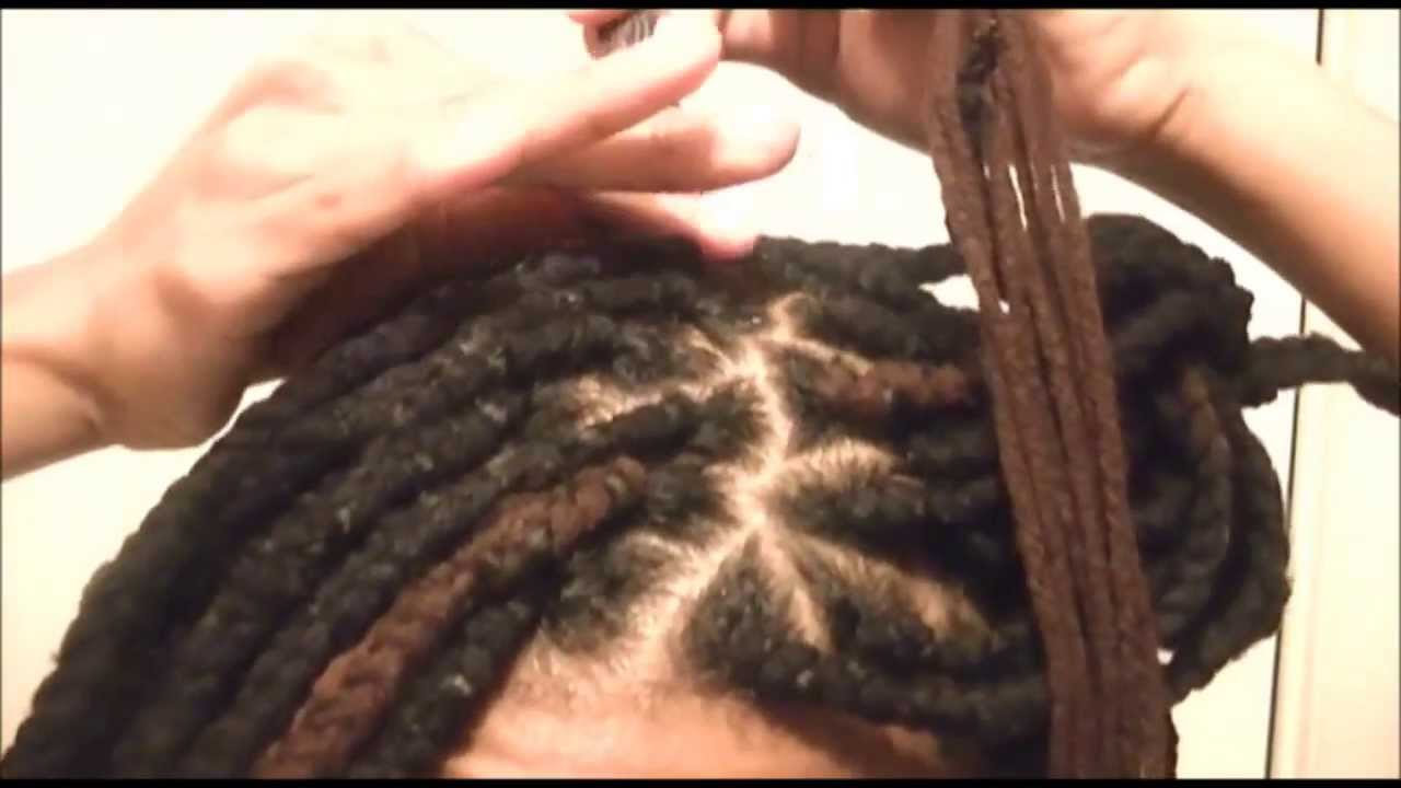 Natural Hair Update 2013 Yarn Braids Happy Holidays