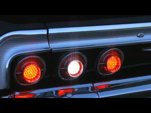 1964 Impala SS LED Tail light upgrade  YouTube