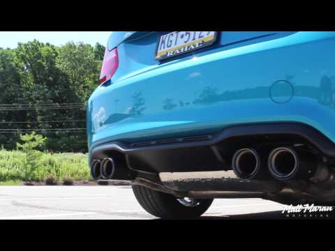 Sound: BMW M2 with M Performance Exhaust (Valves Closed)
