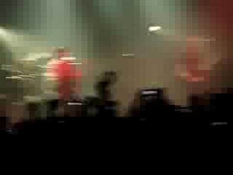 infra red live from thessaloniki - placebo