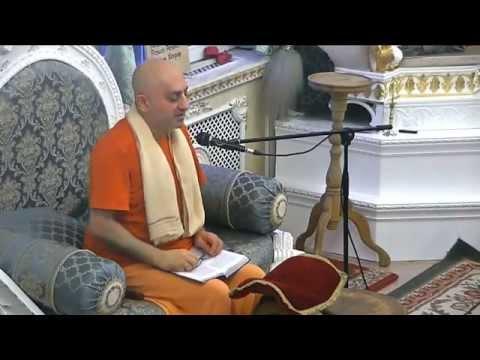 Шримад Бхагаватам 3.23.12 - Ведакарта прабху