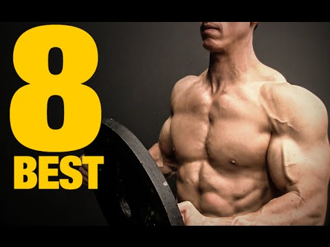8 Best Weight Plate Exercises Hit Every Muscle Youtube