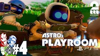 #4【きたぞ!PS5!!】兄者,弟者,おついちの「ASTRO's PLAYROOM(アストロプレイルーム)」【2BRO.】