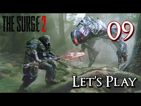 The Surge 2 - Let's Play Part 9: No Spear For Cowboy