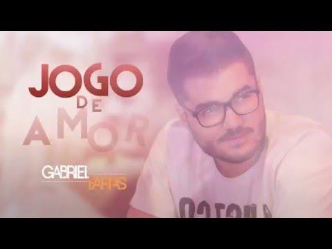 Jogo de Amor - Gabriel Farias (Lyric Vídeo)