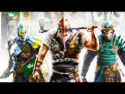 FOR HONOR OPEN BETA SOON, NEW FRANCHISE BY BIOWARE AND MORE! (Gaming News)
