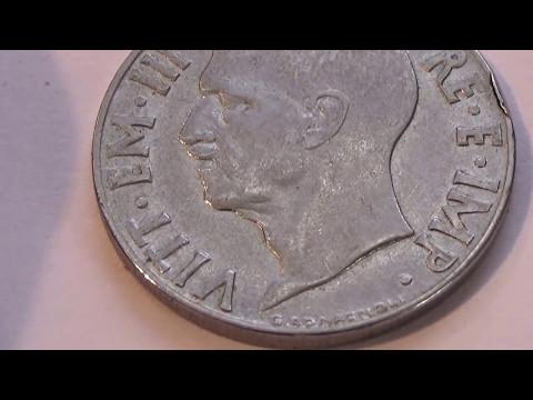 Four Old Italia/Italiana Coins