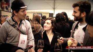 Alba Truffle Fair 2013 - Flash Interview - Sydney Loves Wine