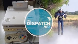 The Nintendo Playstation, Crocodiles & Jetpacks: The News You Missed - The Dispatch Ep. 3