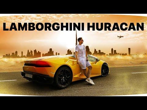 Джов Дал Жару на LAMBORGHINI HURACAN! ● Было Страшно! ● Как Живут Блогеры в Дубае