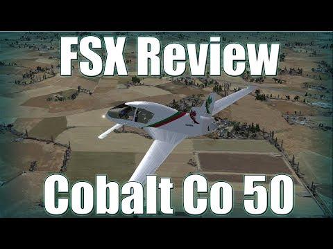 FSX Review: Cobalt Co-50 Valkarie