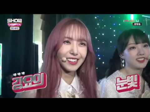 [ENG SUB/CC] 180515 Show Champion Behind - GFRIEND Cut