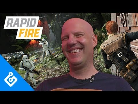 117 Rapid-Fire Questions About Star Wars Jedi: Fallen Order |