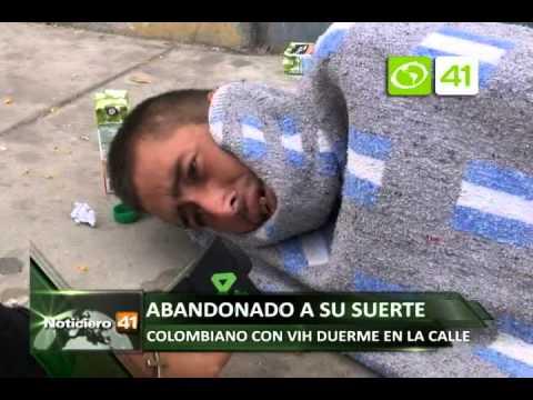 Colombiano con vih fue botado del hospital Regional - Trujillo